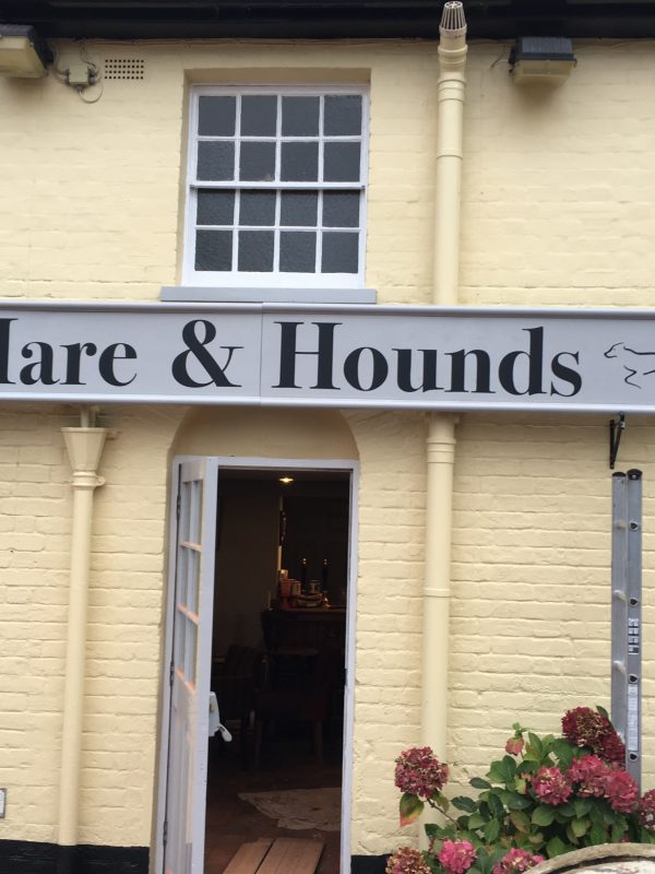 Hare & Hounds, Leavenheath