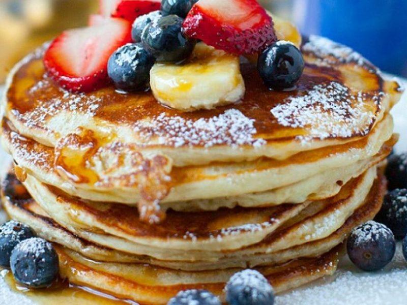 Pancake day 2018